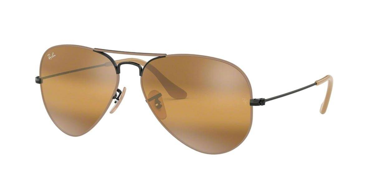 Image of Ray-Ban Aurinkolasit RB3025 Aviator Large Metal 9153AG