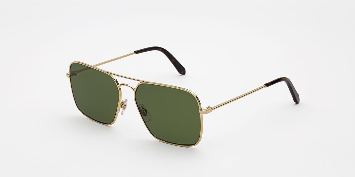 Retrosuperfuture Aurinkolasit  Iggy Green & Havana IBD5 1L0