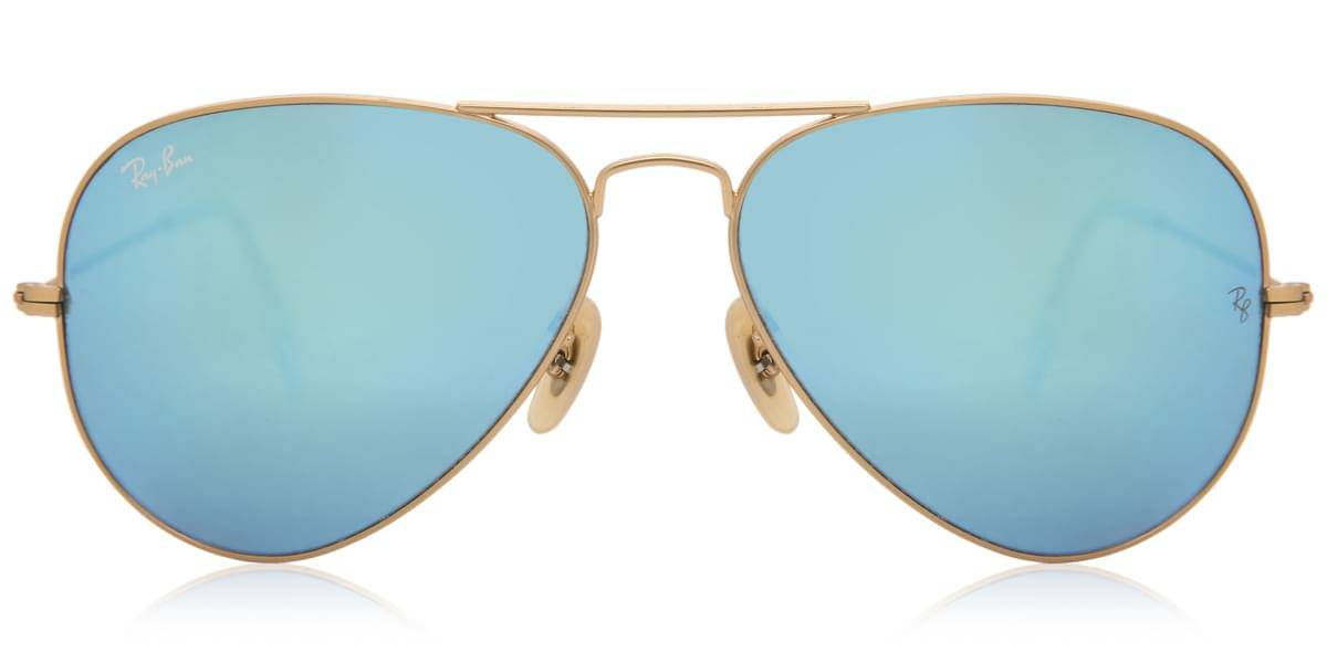 Image of Ray-Ban Aurinkolasit RB3025 Aviator Flash Lenses 112/17