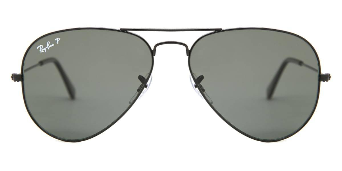 Image of Ray-Ban Aurinkolasit RB3025 Aviator Polarized 002/58