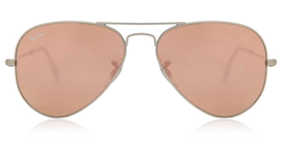 Image of Ray-Ban Aurinkolasit RB3025 Aviator Flash Lenses 019/Z2