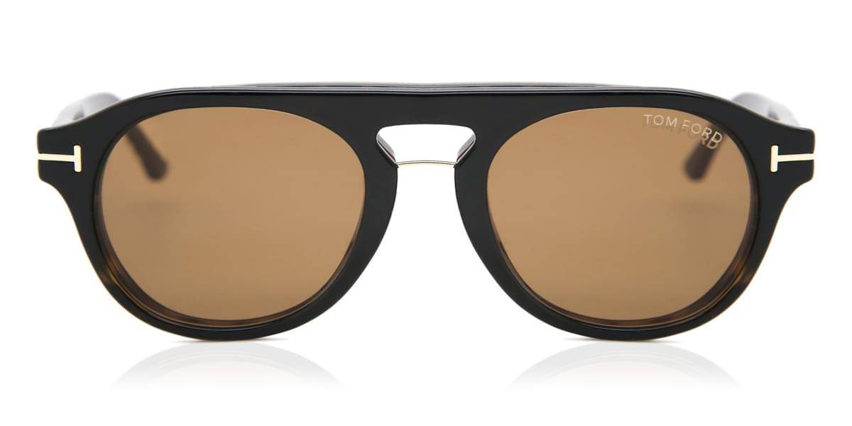 Image of Tom Ford Aurinkolasit FT5533-B With Clip On 52E