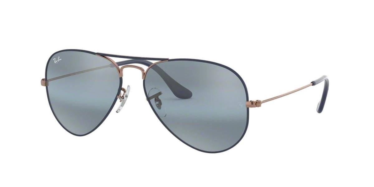 Image of Ray-Ban Aurinkolasit RB3025 Aviator Large Metal 9156AJ