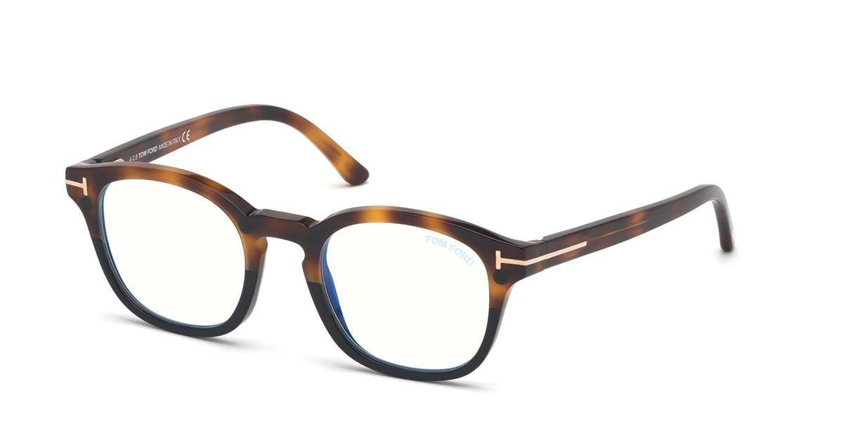 Image of Tom Ford Aurinkolasit FT5532-B With Clip On 56V