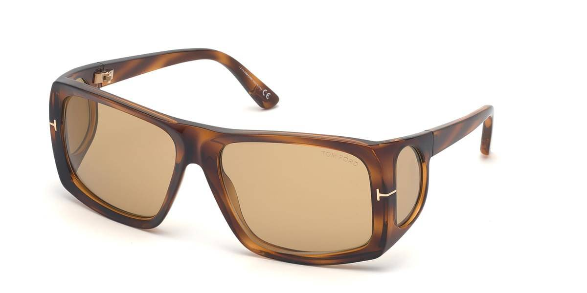 Image of Tom Ford Aurinkolasit FT0730 RIZZO 48E
