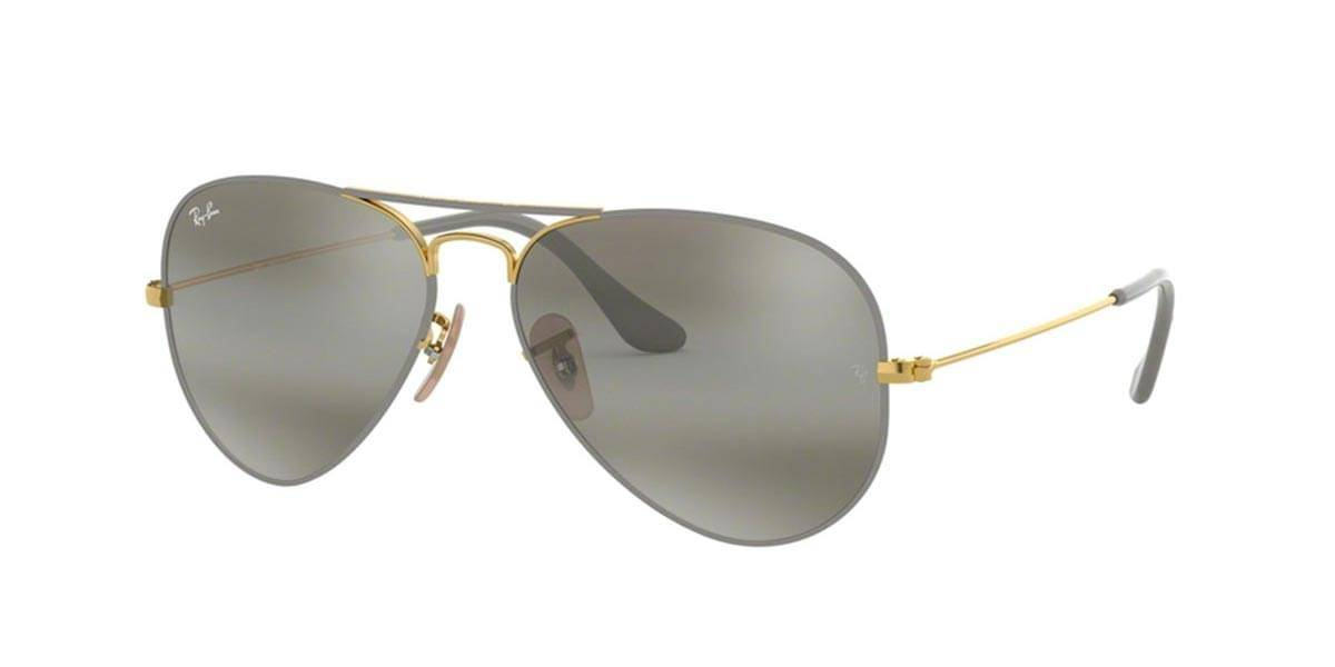 Image of Ray-Ban Aurinkolasit RB3025 Aviator Large Metal 9154AH