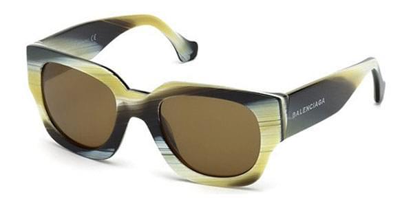 Image of Balenciaga Aurinkolasit BA0011 64J