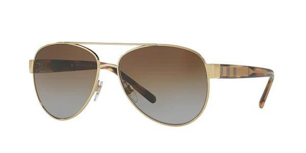 Image of Burberry Aurinkolasit BE3084 Check 1145T5