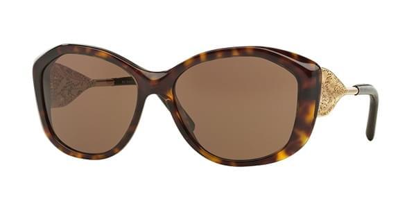 Image of Burberry Aurinkolasit BE4208QF Gabardine Lace Asian Fit 300273