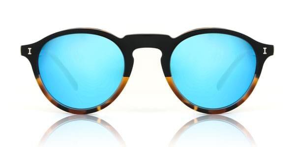 Illesteva Aurinkolasit Capri Black Tortoise C.07