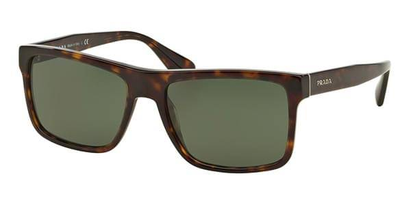 Image of Prada Aurinkolasit PR01SSF Asian Fit 2AU0B2