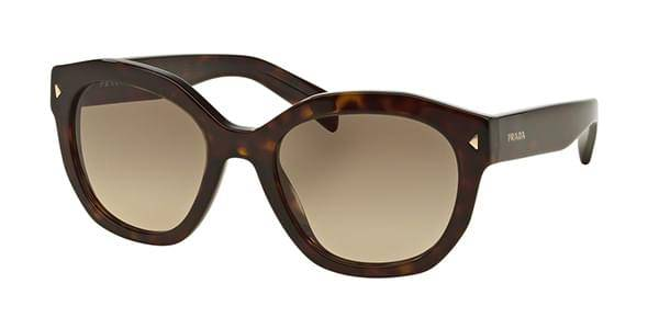 Image of Prada Aurinkolasit PR12SSF Asian Fit 2AU3D0