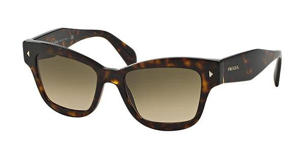 Image of Prada Aurinkolasit PR29RSF Asian Fit 2AU3D0