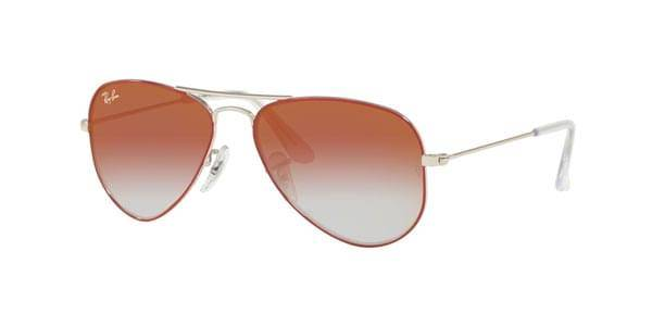 Image of Ray-Ban Junior Aurinkolasit RJ9506S Aviator 274/V0