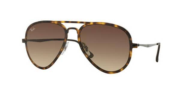 Image of Ray-Ban Tech Aurinkolasit RB4211 Aviator Light Ray II 894/13