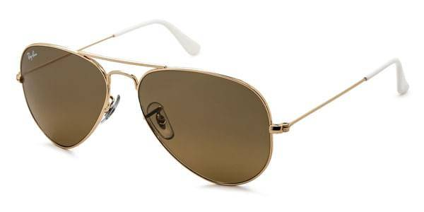 Image of Ray-Ban Aurinkolasit RB3025 Aviator Gradient 001/3K