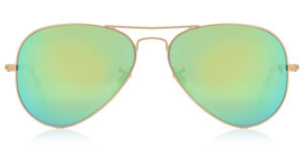 Image of Ray-Ban Aurinkolasit RB3025 Aviator Flash Lenses 112/19