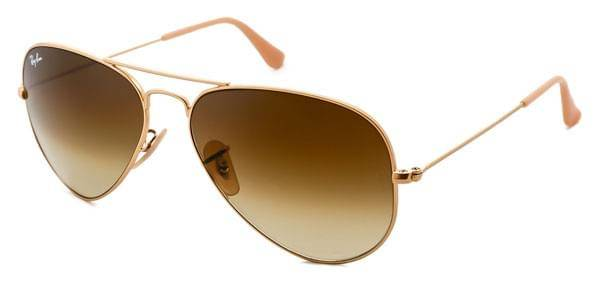 Image of Ray-Ban Aurinkolasit RB3025 Aviator Gradient 112/85