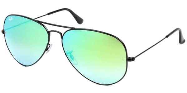Image of Ray-Ban Aurinkolasit RB3025 Aviator Large Metal 002/4J