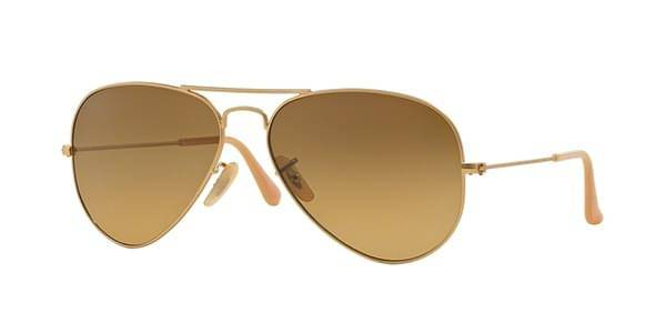 Image of Ray-Ban Aurinkolasit RB3025 Aviator Large Metal Polarized 112/M2