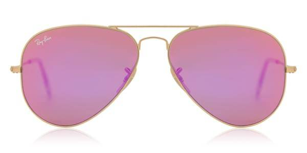 Image of Ray-Ban Aurinkolasit RB3025 Aviator Flash Lenses 112/4T
