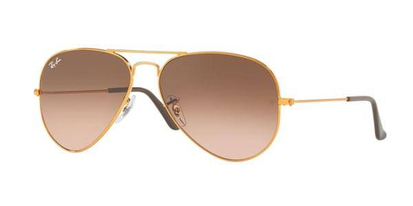 Image of Ray-Ban Aurinkolasit RB3025 Aviator Large Metal 9001A5