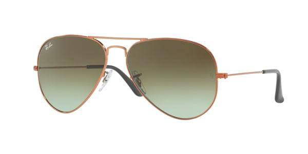 Image of Ray-Ban Aurinkolasit RB3025 Aviator Large Metal 9002A6
