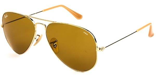 Image of Ray-Ban Aurinkolasit RB3025 Aviator Large Metal 90644I