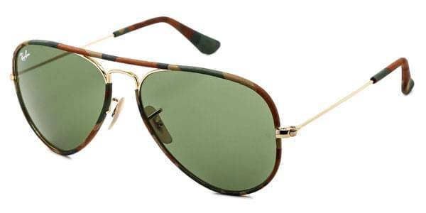 Image of Ray-Ban Aurinkolasit RB3025JM Aviator Full Color 168/4E