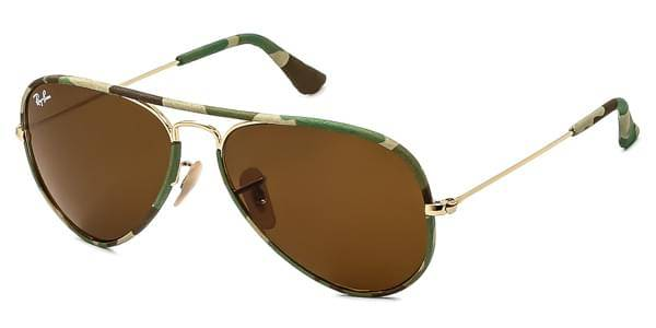 Image of Ray-Ban Aurinkolasit RB3025JM Aviator Full Color 169