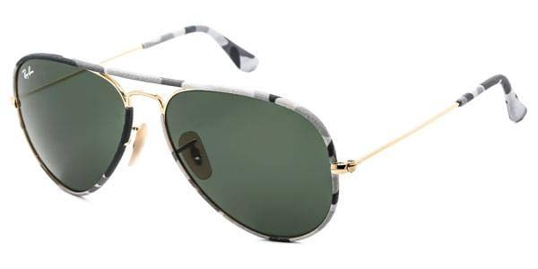 Image of Ray-Ban Aurinkolasit RB3025JM Aviator Full Color 171