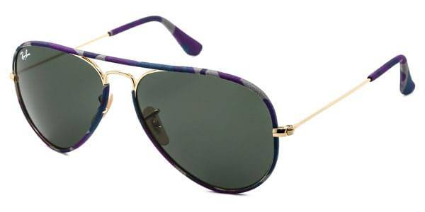 Image of Ray-Ban Aurinkolasit RB3025JM Aviator Full Color 172