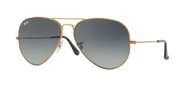 Image of Ray-Ban Aurinkolasit RB3026 Aviator Large Metal II 197/71