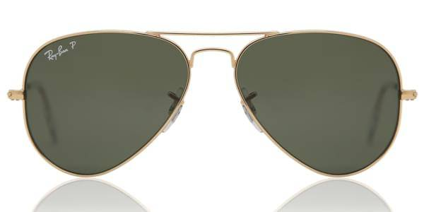 Image of Ray-Ban Aurinkolasit RB3025 Aviator Polarized 001/58
