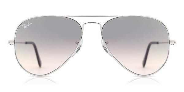 Image of Ray-Ban Aurinkolasit RB3025 Aviator Gradient 003/32