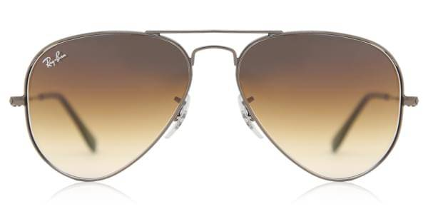 Image of Ray-Ban Aurinkolasit RB3025 Aviator Gradient 004/51