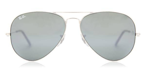 Image of Ray-Ban Aurinkolasit RB3025 Aviator Large Metal 003/40