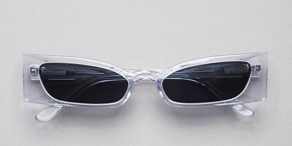 Roberi & Fraud Aurinkolasit Clear Geraldine RF8004