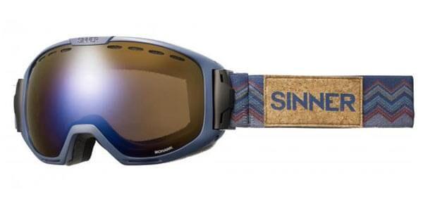 Sinner Aurinkolasit Mohawk SIGO-163 50A-48