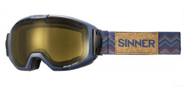Sinner Aurinkolasit Mohawk Sintec/Trans+ SIGO-167 50A-PC1