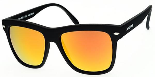 Spektre Aurinkolasit Nulla Ethica Sine Aesthetica Black (Orange Mirror)