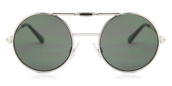 Spitfire Aurinkolasit Lennon Flip Silver/Clear/Green