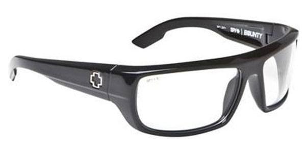 Spy Aurinkolasit BOUNTY Black - Clear