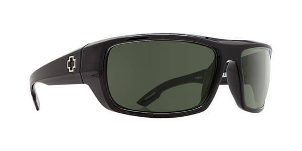 Spy Aurinkolasit BOUNTY Polarized Bounty Black Ansi Rx - Happy Gray Green Polar