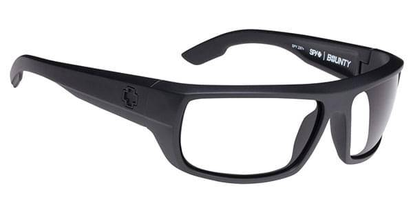 Spy Aurinkolasit BOUNTY MATTE BLACK ANSI - CLEAR