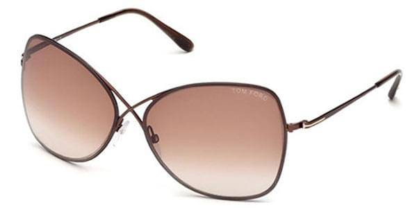 Tom Ford Aurinkolasit FT0250 COLETTE 48F