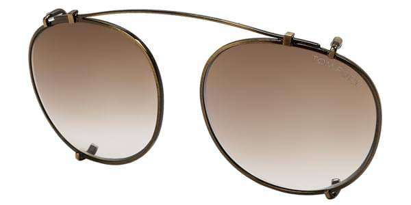 Image of Tom Ford Aurinkolasit FT5294-CL Clip On 29K