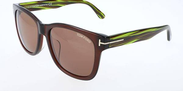 Image of Tom Ford Aurinkolasit FT0395-F Asian Fit 48J