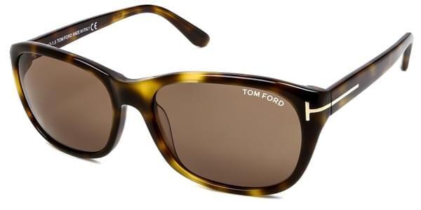 Image of Tom Ford Aurinkolasit FT0396 LONDON 52J