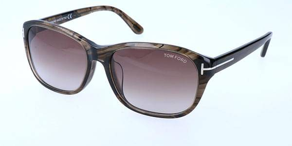Image of Tom Ford Aurinkolasit FT0396-F Asian Fit 50K